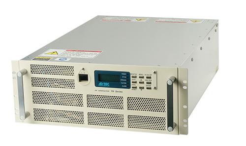 プラズマ用高周波電源 TSシリーズ